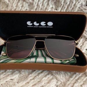 Garret Leight sunglasses